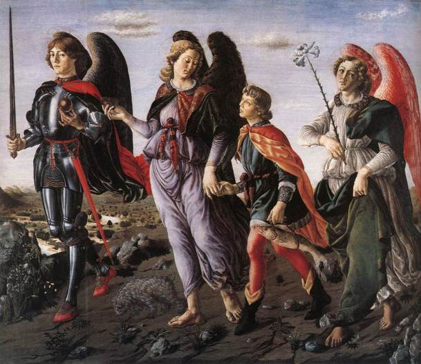 Image result for four great angels michael raphael gabriel uriel