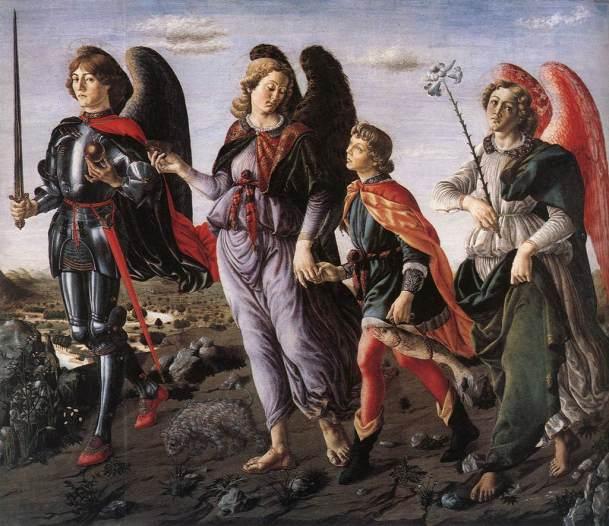 Image result for four great angels michael raphael gabriel uriel