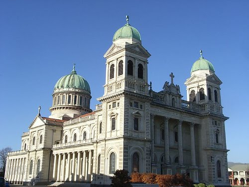 Blessed Sacrament Cathedral Before the Quake