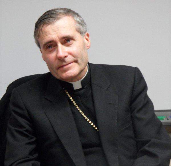 Bishop Mark Davies