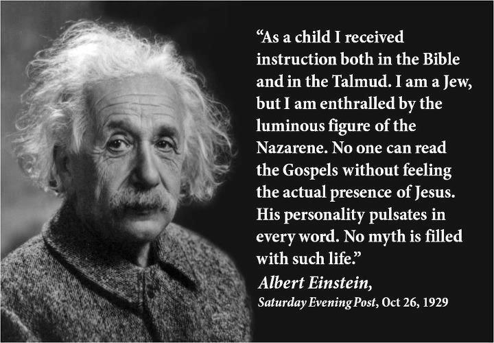 Black Jesus Quotes Stunning Quote Of The Day Einstein On God And Jesus