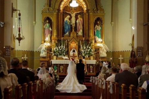 Consentimiento Matrimonial Catolico Formula : Crucifijo matrimonial ecce christianus
