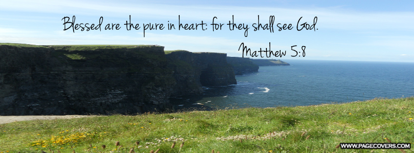 Blessed Are The Pure In Heart |