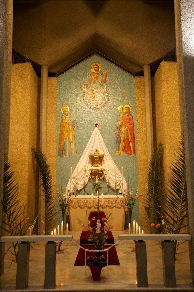Santa Maria alle Fornaci