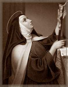 DIVINE GRACE Teresa-of-avila