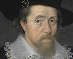 James I renewed persecution of Catholics