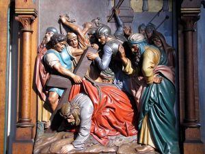 Jesus-falls-third-time