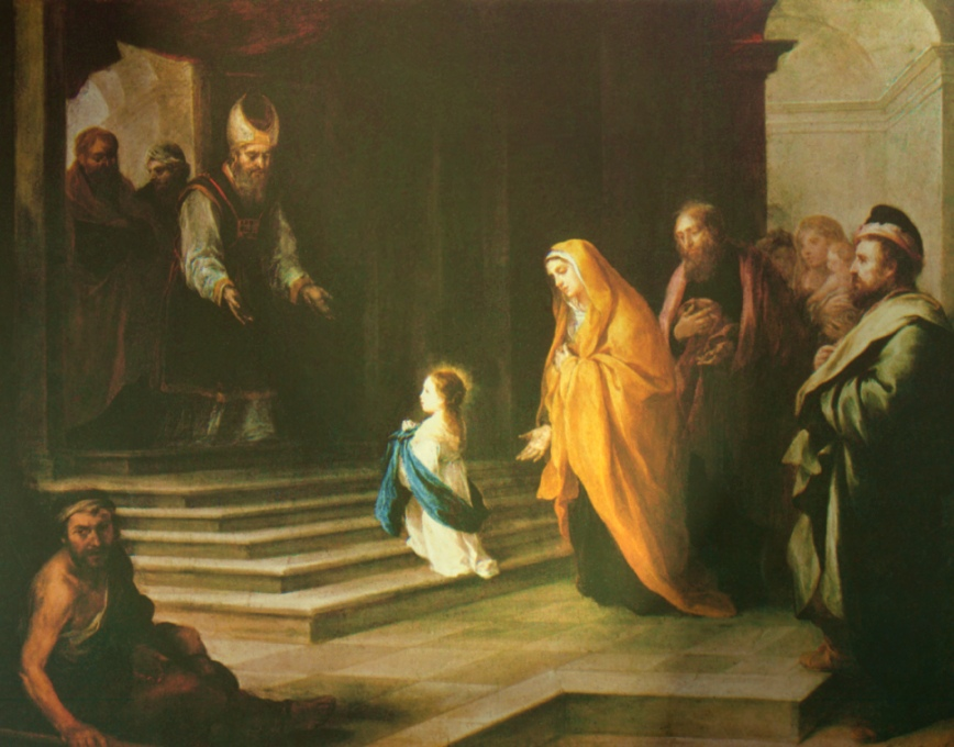 The Presentation of Our Lady