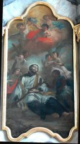 The death of Francis Xavier by Johann Joseph Kauffmann