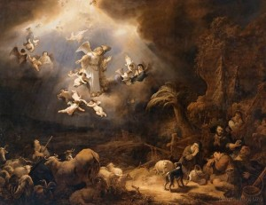 Flinck_Angels-Announcing-the-Birth-of-Christ-to-the-Shepherds-300x231
