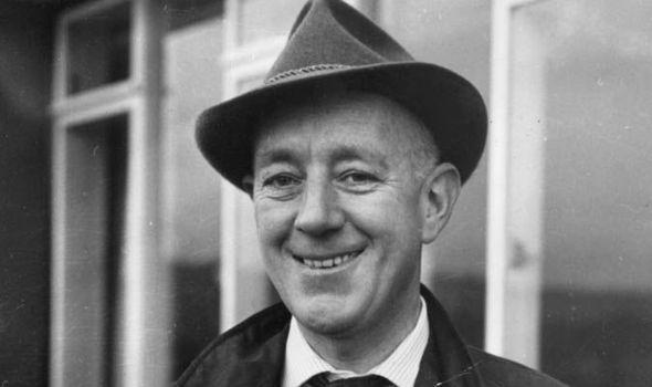 Sir Alec Guinness (2 April 1914 - 5 August 2000)