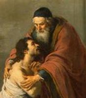 Return of the Prodigal Son - Murillo