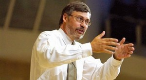 Former megachurch pastor Ulf Ekman