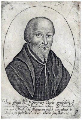 St. Ambrose Edward Barlow