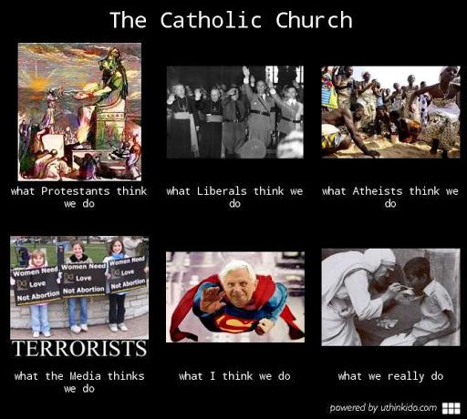 meme the catholic church2 the catholic church a catholic meme