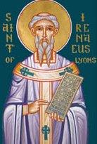 St. Irenaeus of Lyons (130-202)
