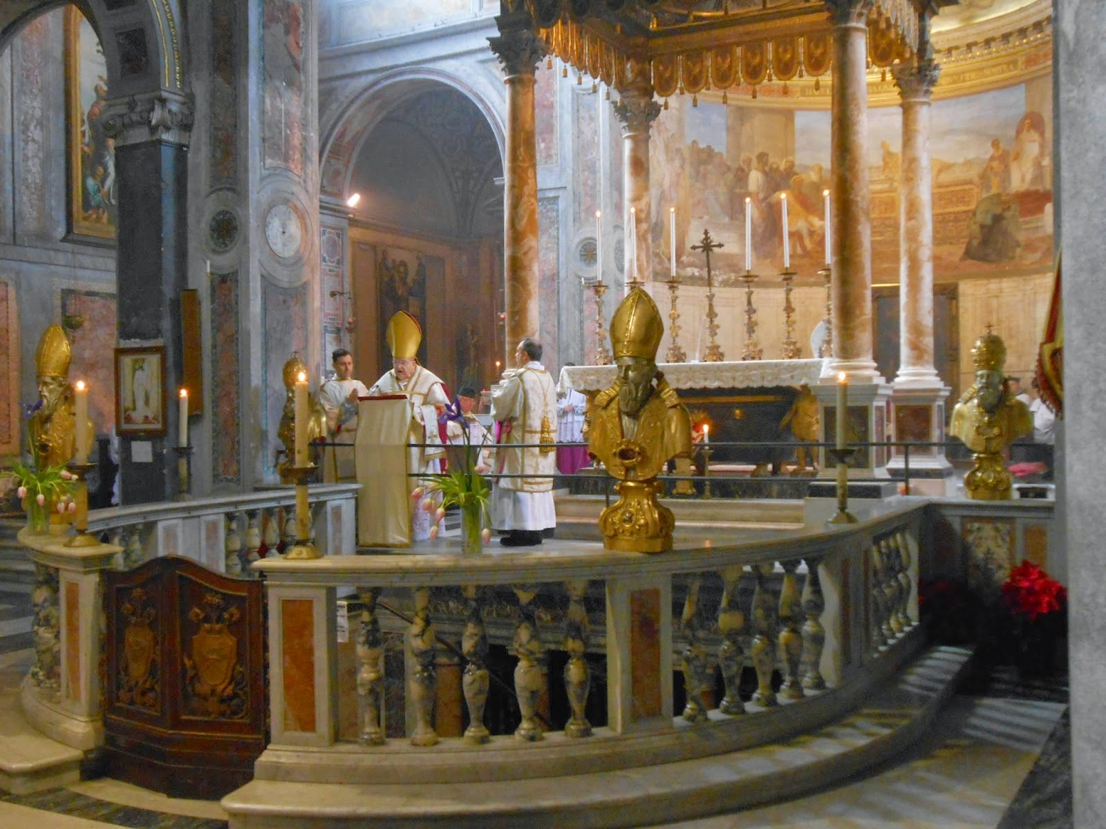 A Sermon By Cardinal Burke On The Marriage Of The Virgin Mary With