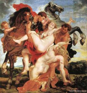 One of the many admirable rapes from Greek mythology
