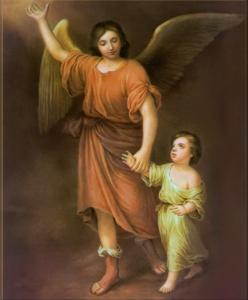 Guardian Angel - Murillo