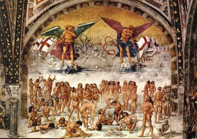 Resurrection of the Flesh - Luca Signorelli