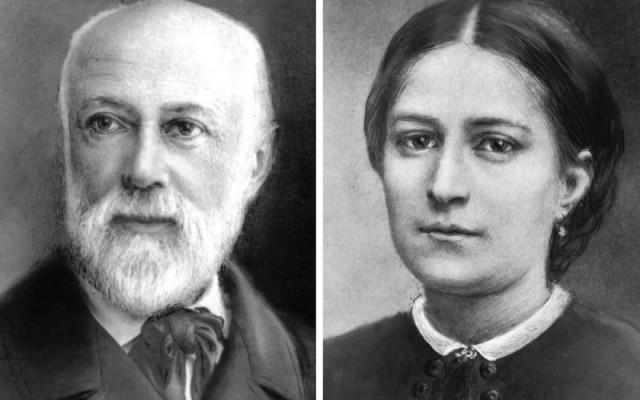 Blessed Louis and Marie Zélie Guerin Martin, the parents of St Thérèse of Lisieux