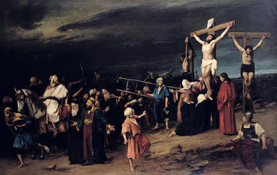 christ-on-the-cross-mihaly-munkacsy