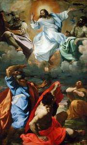 Transfiguration, 1594-95 (oil on canvas) by Carracci, Lodovico (1555-1619)