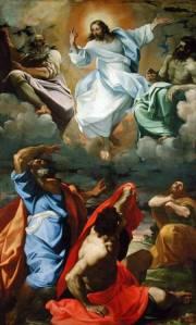 Transfiguration, 1594-95 (oil on canvas) by Carracci, Lodovico (1555-1619)