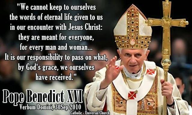 Pope_Benedict_XVI_New_Evangelization_Verbum_Domini