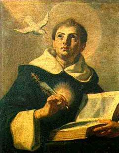 Image result for St. Thomas Aquinas, art, photos