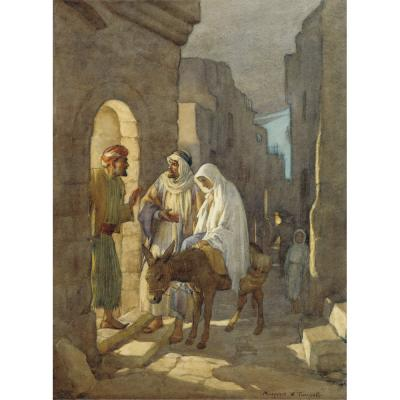 Margaret Tarrant-No Room at the Inn1436969795.thumb