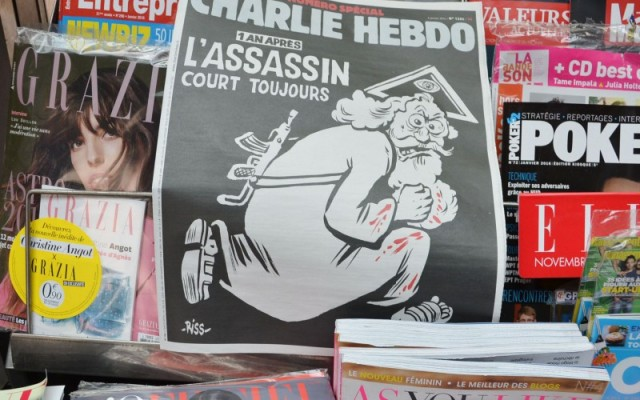 A special edition of Charlie Hebdo, a French satirical weekly paper, released last week