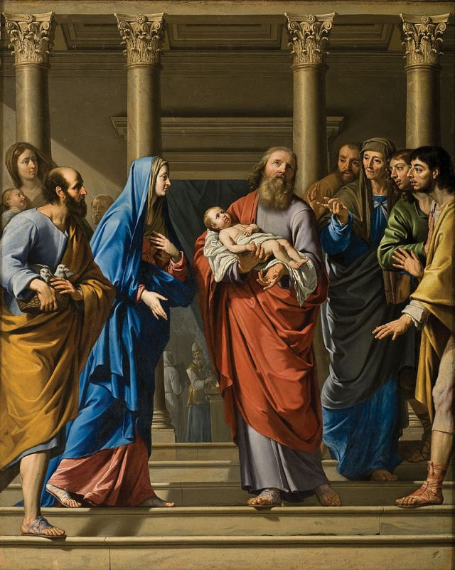 The Presentation of the Lord - Philippe de Champaigne