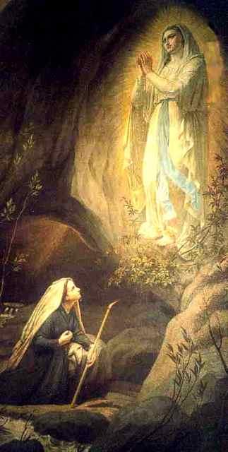 Apparition-Our-Lady-Lourdes