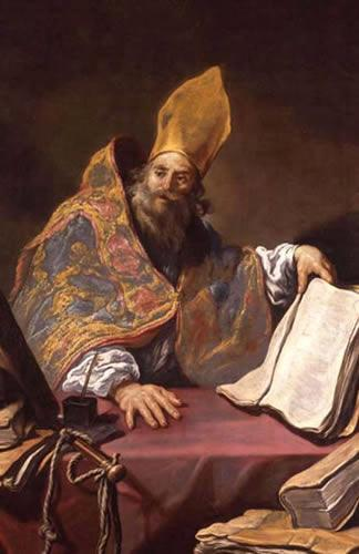 St. Peter Damian, Doctor of the Church. You should listen to him. He was actually Catholic, believed what the Church teaches, was really smart, was NOT a diabolical narcissist and actually gave a flip about human souls.