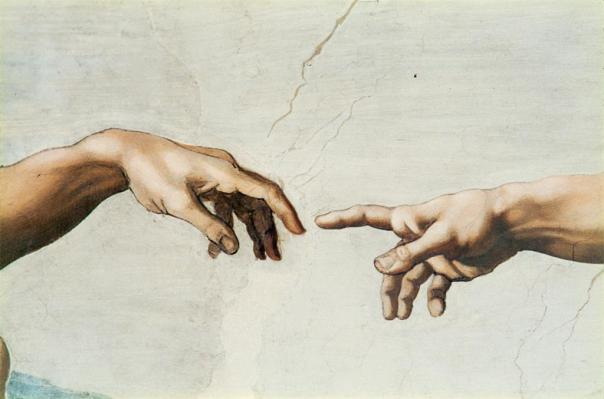 michelangelo_creation_finger_detail