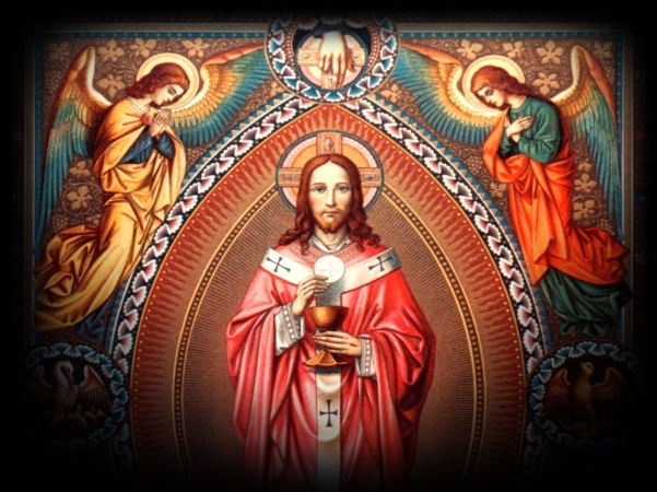 A Homily for the Solemnity of Corpus Christi | Catholicism Pure & Simple