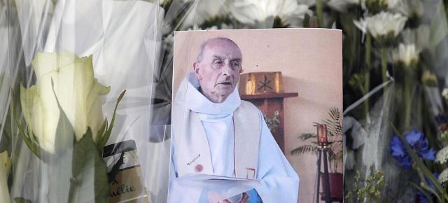 Fr. Jacques Hamel, 1930-2016 *
