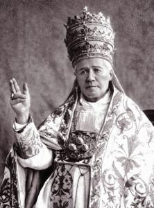 Pope Pius X (Giuseppe Melchiorre Sarto) - Supreme Pontiff, 1903-1914
