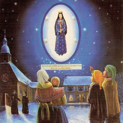 Our Lady of Pontmain – feast day January 17 | Catholicism