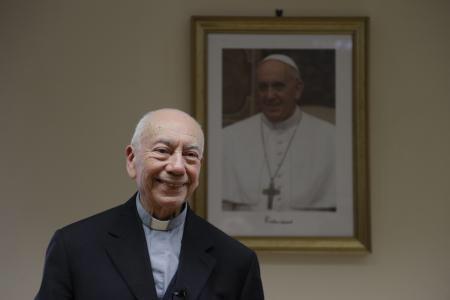 Cardinal Francesco Coccopalmerio