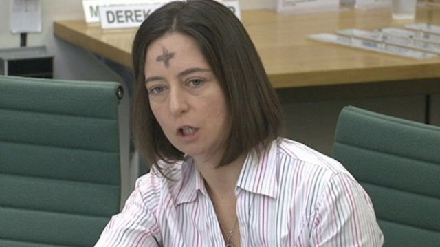 MP Carol Monaghan on Ash Wednesday