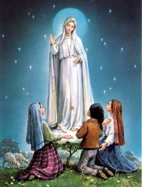Our Lady's Apparition at Fatima, September 13, 1917 – the Rosary and Penance | Catholicism Pure & Simple