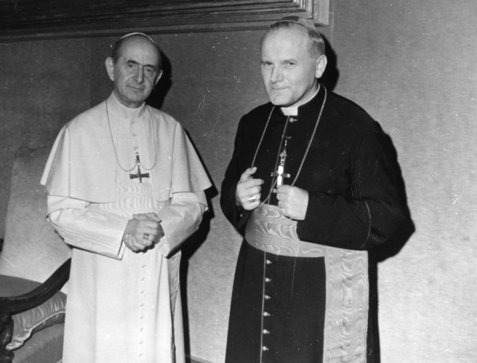humanae vitae  the courage of pope paul vi stood out during a tumultuous 1968